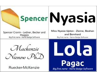 nametag designs
