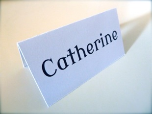 place card designs